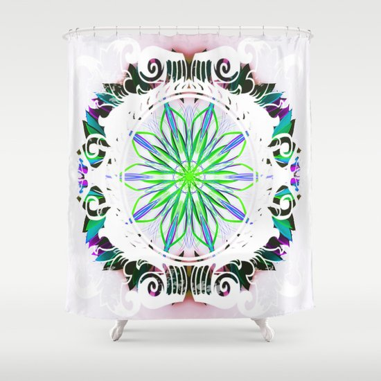 MAHA Shower Curtain