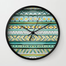 Bravest, Strongest, Happiest Wall Clock
