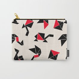 Tangram Animals Carry-All Pouch