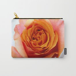 MACRO ROSE Carry-All Pouch