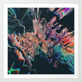 ēndē Art Print