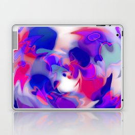 swirl of birds, abstract 1.2 Laptop & iPad Skin
