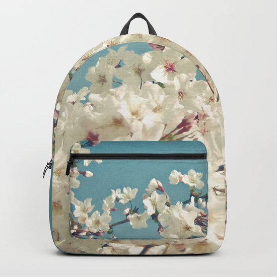 Buds in May Backpack