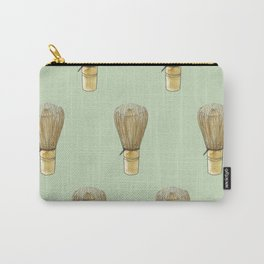 Chasen. Matcha whisk Carry-All Pouch