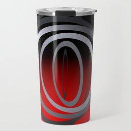 wind chime -6- Travel Mug