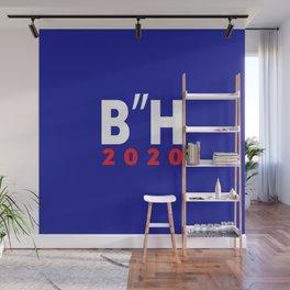 """B""""H Biden Harris 2020 LOGO JKO Wall Mural"""