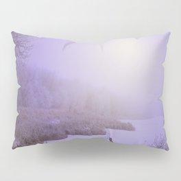 Wintery Breath Pillow Sham