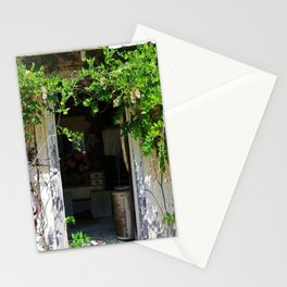 A Look Into Yesterday Stationery Cards