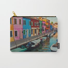 Burano Island II Carry-All Pouch
