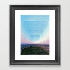INFINITE 2 Framed Art Print