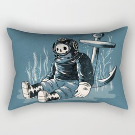 Anchors Aweigh Rectangular Pillow