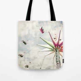 Sky Flyer Tote Bag