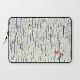 Winter Wood Laptop Sleeve