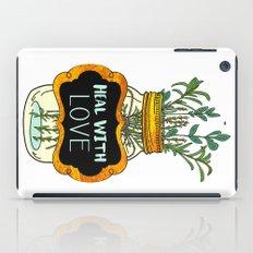Heal With Love iPad Case