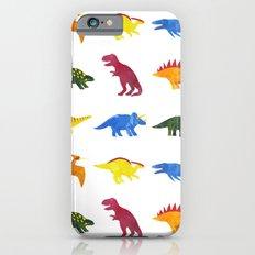 Dinosaurs! Slim Case iPhone 6s