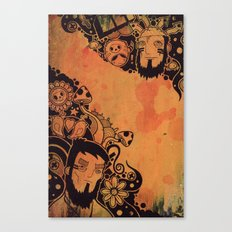 Scoope Canvas Print