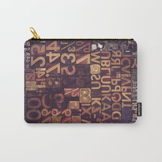 Typecase 1 Carry-All Pouch