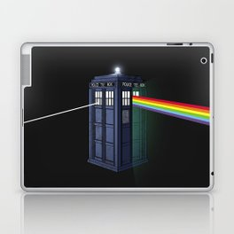 The Dark Side of the Booth Laptop & iPad Skin