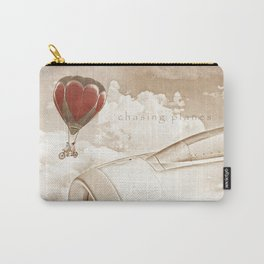 Wednesday Dream - Chasing Planes Carry-All Pouch