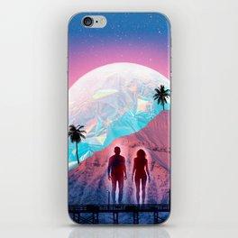 HOLO MOON iPhone Skin
