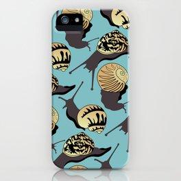 It's Hailing Snails iPhone Case