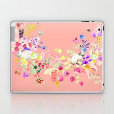 Soft bunnies pink Laptop & iPad Skin