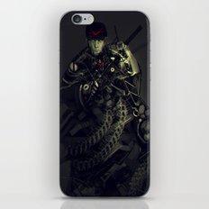 Samurai Neo iPhone & iPod Skin