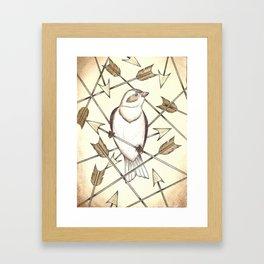 Impasse Framed Art Print
