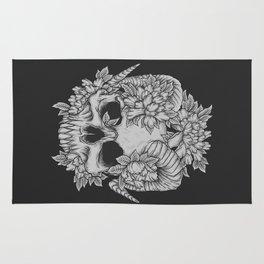 Japanese Skull Rug