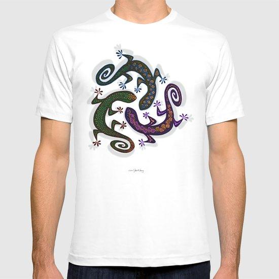 GECKO CIRCLE T-shirt