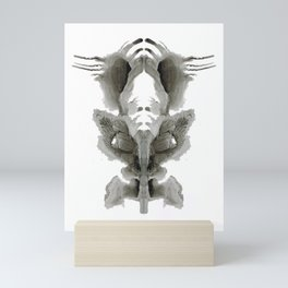 Rorschach Fish Mini Art Print