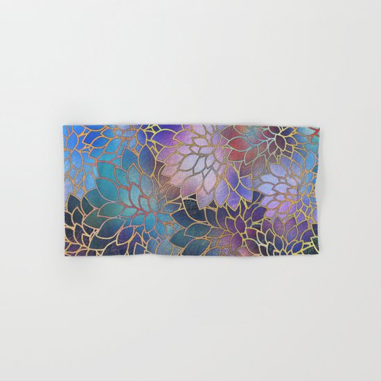 Floral Abstract 5 Hand & Bath Towel