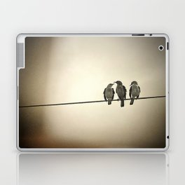 Three Little Birds Laptop & iPad Skin