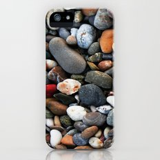 Stone multicolored Slim Case iPhone (5, 5s)