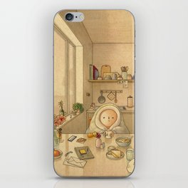 Afternoon Tea iPhone Skin