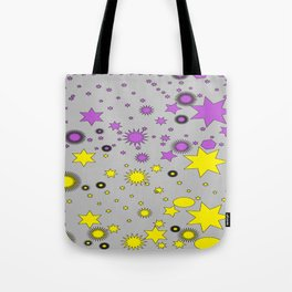 Shapes of Color Tote Bag
