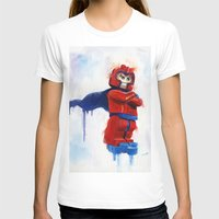 magneto T-shirts featuring Magneto Lego by Toys 'R' Art