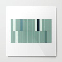 blank no.1 Metal Print