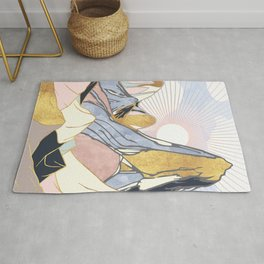 Summer Morning Rug
