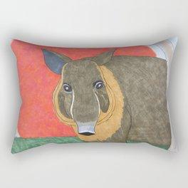 Bairds Tapir Rectangular Pillow