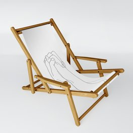Never Let Me Go II Sling Chair