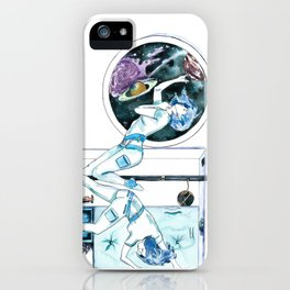 Gemini Journey iPhone Case