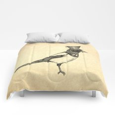 Hello Mister Magpie Comforters