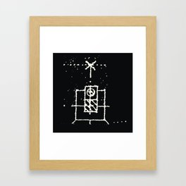 ELEMENT11 Framed Art Print