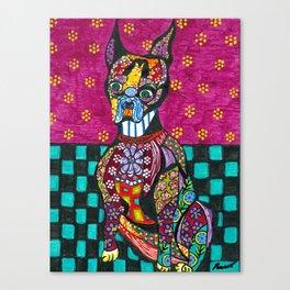 Vinnie Van Dogh Canvas Print