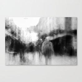 - La mia disperazione - Canvas Print