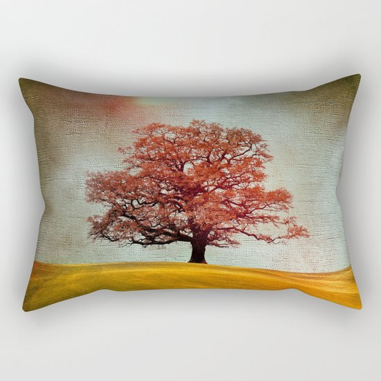 Energy & love (colour option) Rectangular Pillow