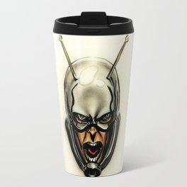 Ant-man Airbrush Portrait Travel Mug