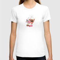 charli xcx T-shirts featuring Charli XCX by Kat Heroine