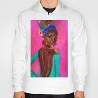 african Hoodies featuring African by Ksuhappy